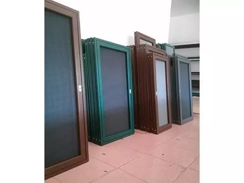 内蒙古防盗纱窗