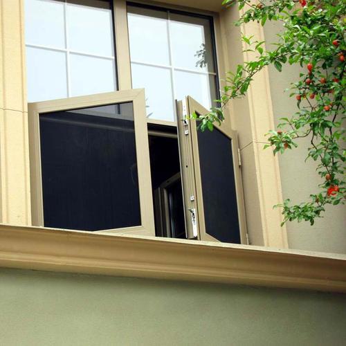 防盗纱窗材质