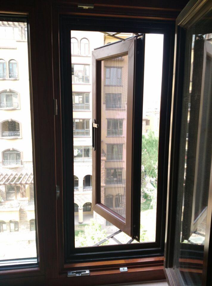 内蒙古防盗纱窗厂家