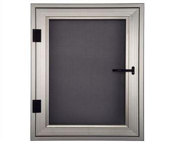 金刚网防盗纱窗与普通不锈钢纱窗的区别