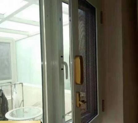 金钢防盗纱窗